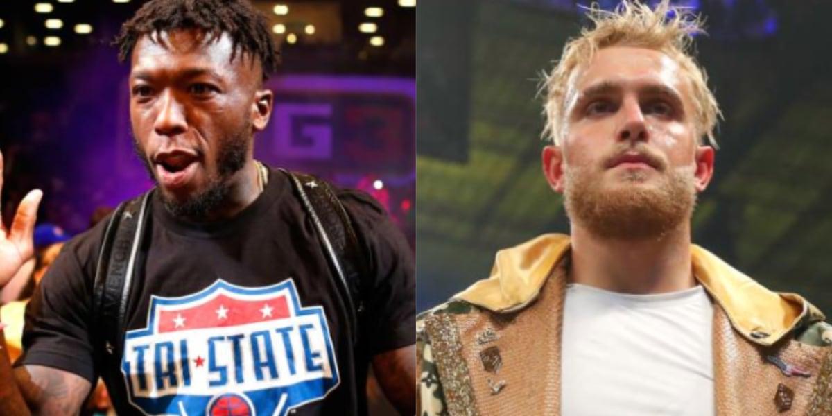 Nate Robinson sale sul ring contro Jake Paul