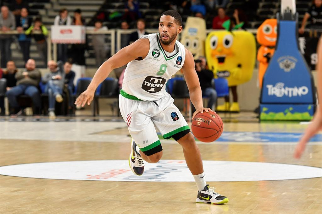 Gary Browne ufficiale a Trento