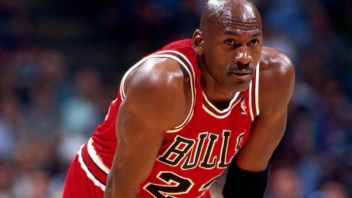 Michael Jordan Guardia dei Bulls