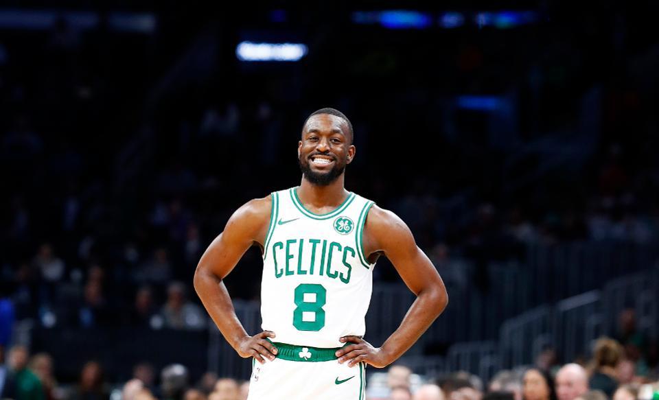 Kemba Walker in maglia Celtics