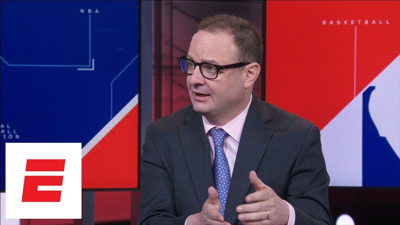 Adrian Wojnarowski Reporter di ESPN