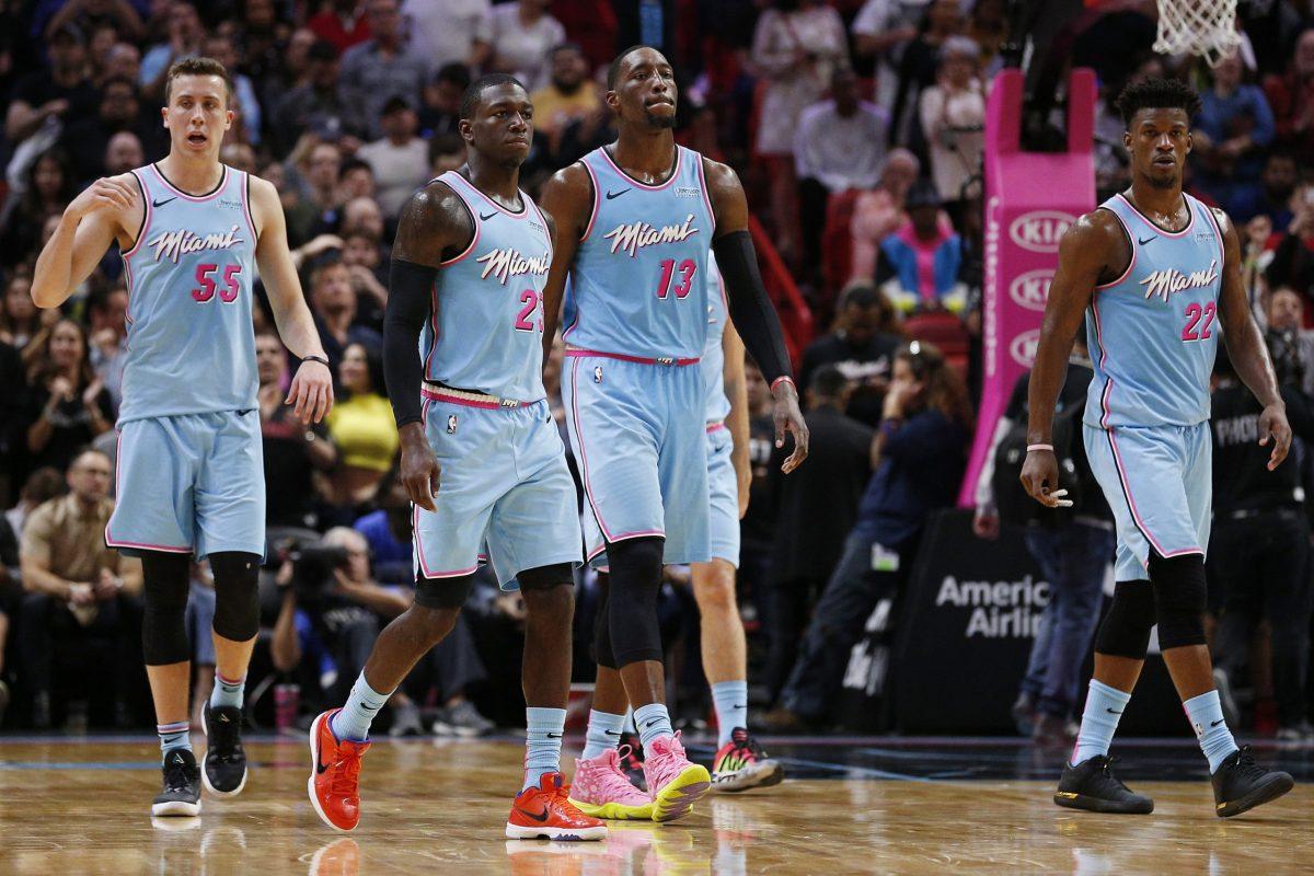 Adebayo e Nunn non hanno raggiunto glli Heat ad Orlando