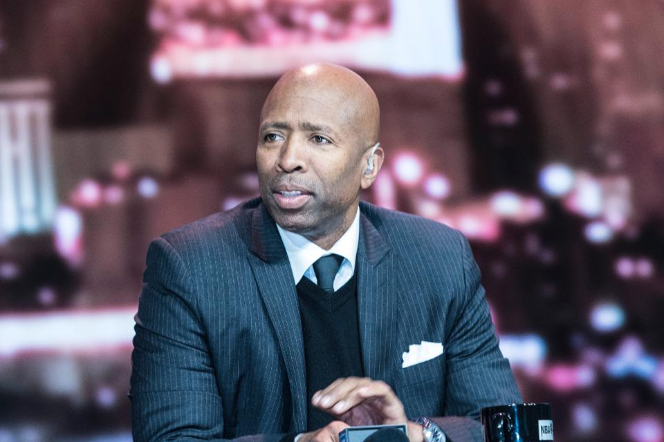 Kenny Smith a NBA TV