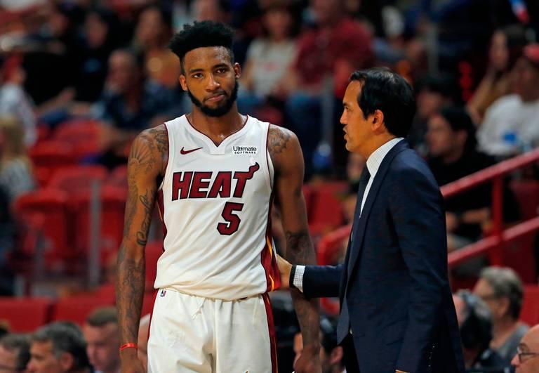 Positivi al COVID tre giocatori degli Heat