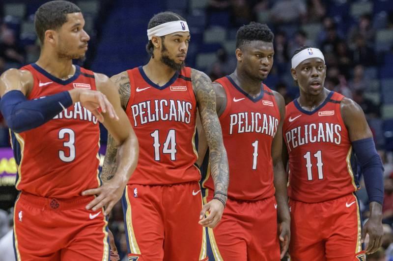 New Orleans Pelicans, Ingram e Ball dubbiosi sulla ripresa