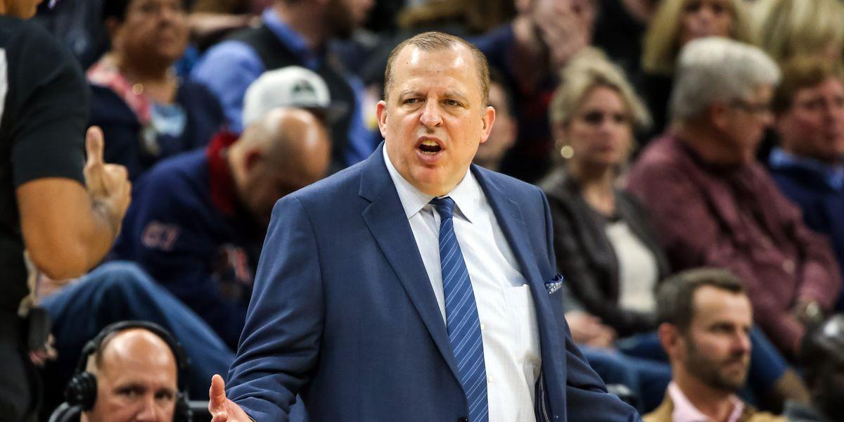 Thibodeau ai Knicks