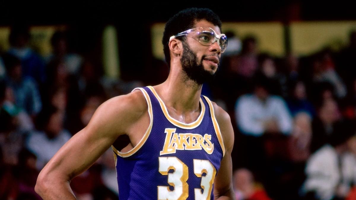 Kareem Abdul Jabbar Lakers