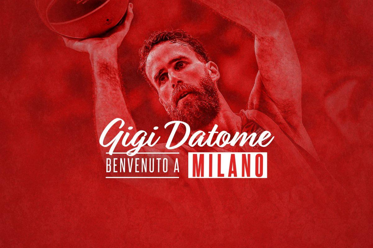 Datome si presenta a Milano