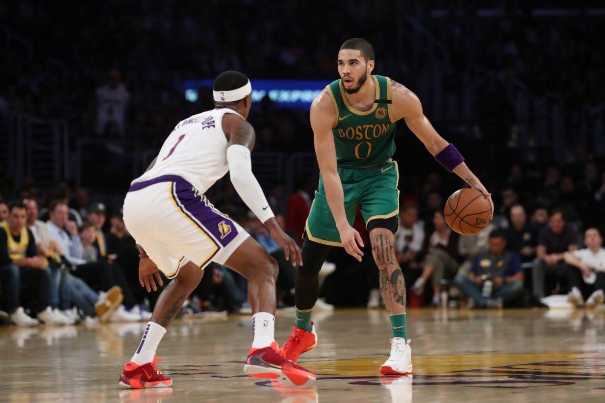 Tatum Ala dei Celtics