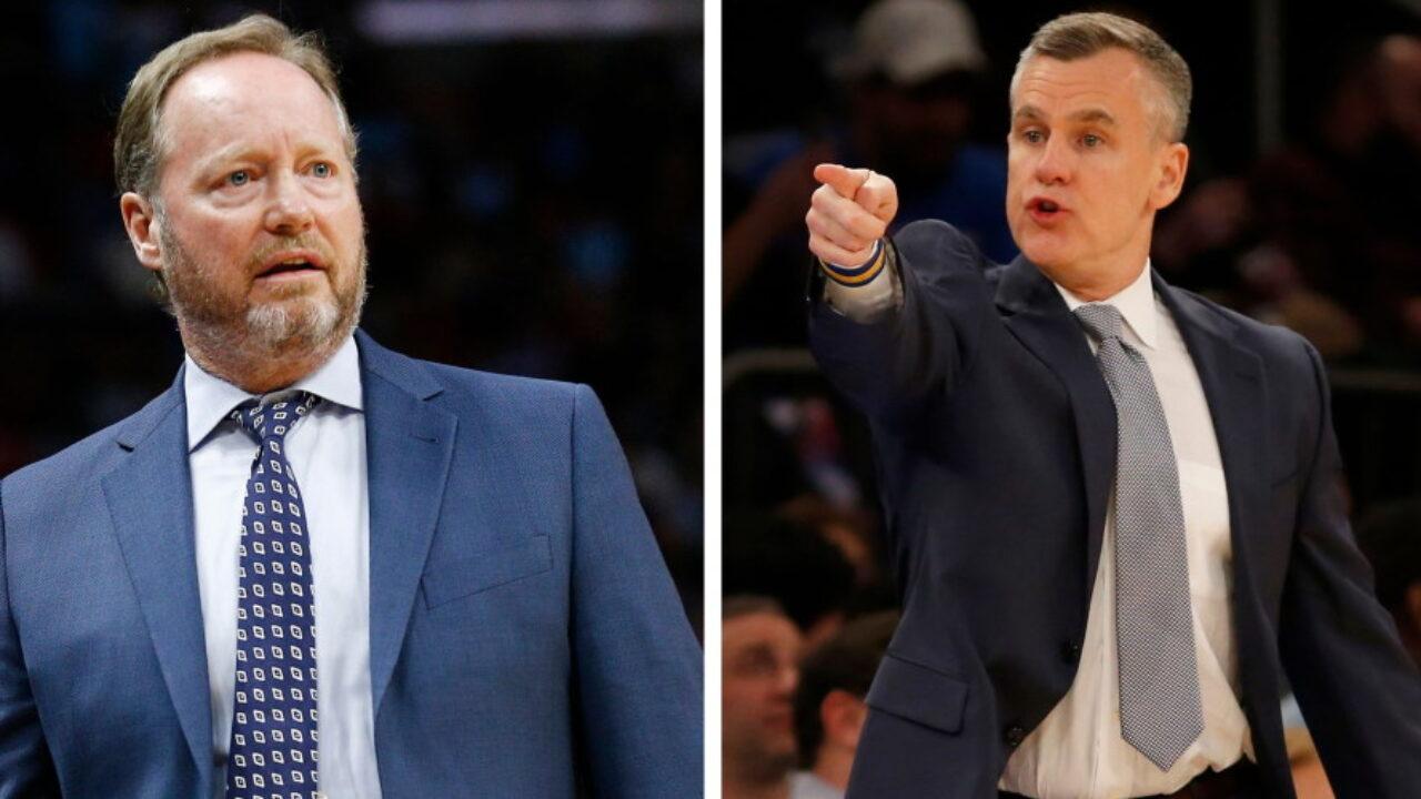 I coach di Bucks e OKC a confronto