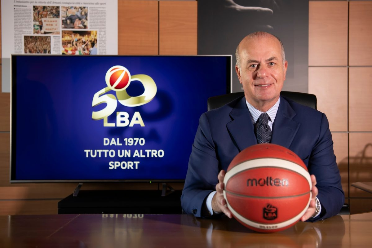 Umberto Gandini, presidente di LBA