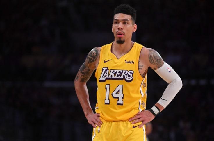 Danny Green, prima stagione coi Lakers