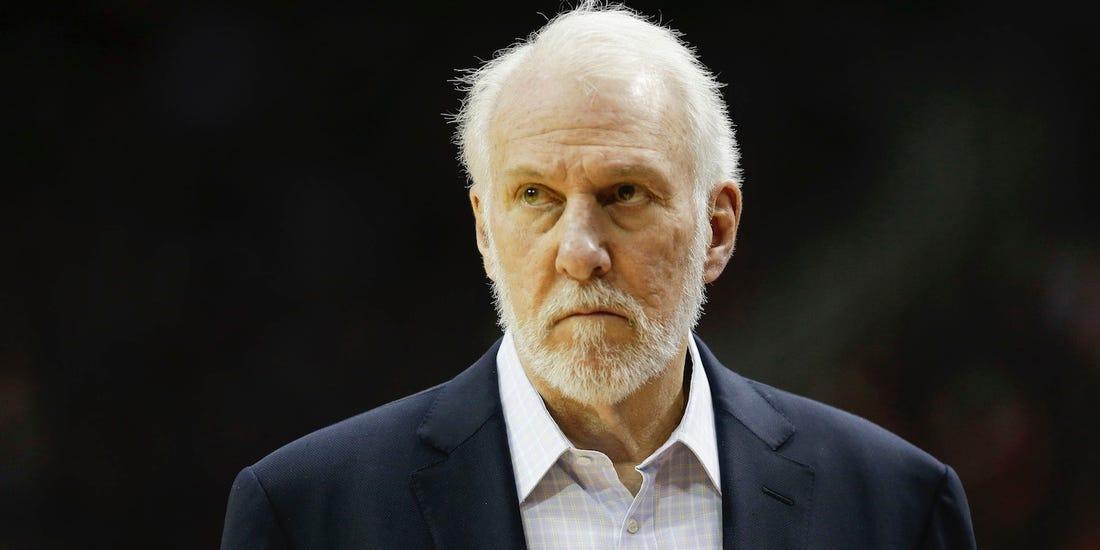 Gli Spurs non vanno ai playoff dopo 22 anni in fila