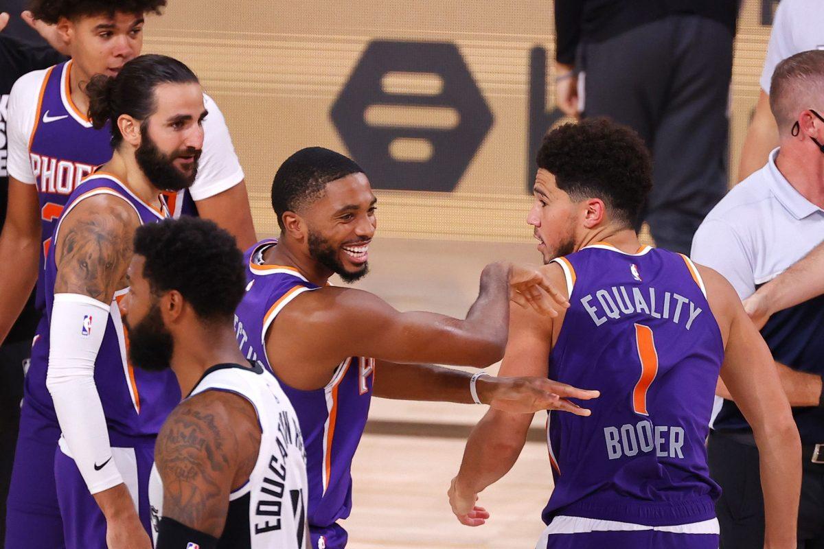 I Suns nella bolla di Orlando
