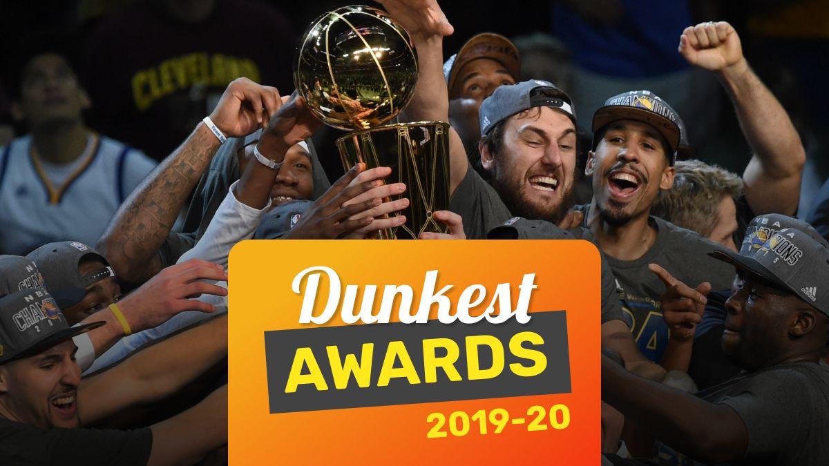 Dunkest Awards 2019-2020