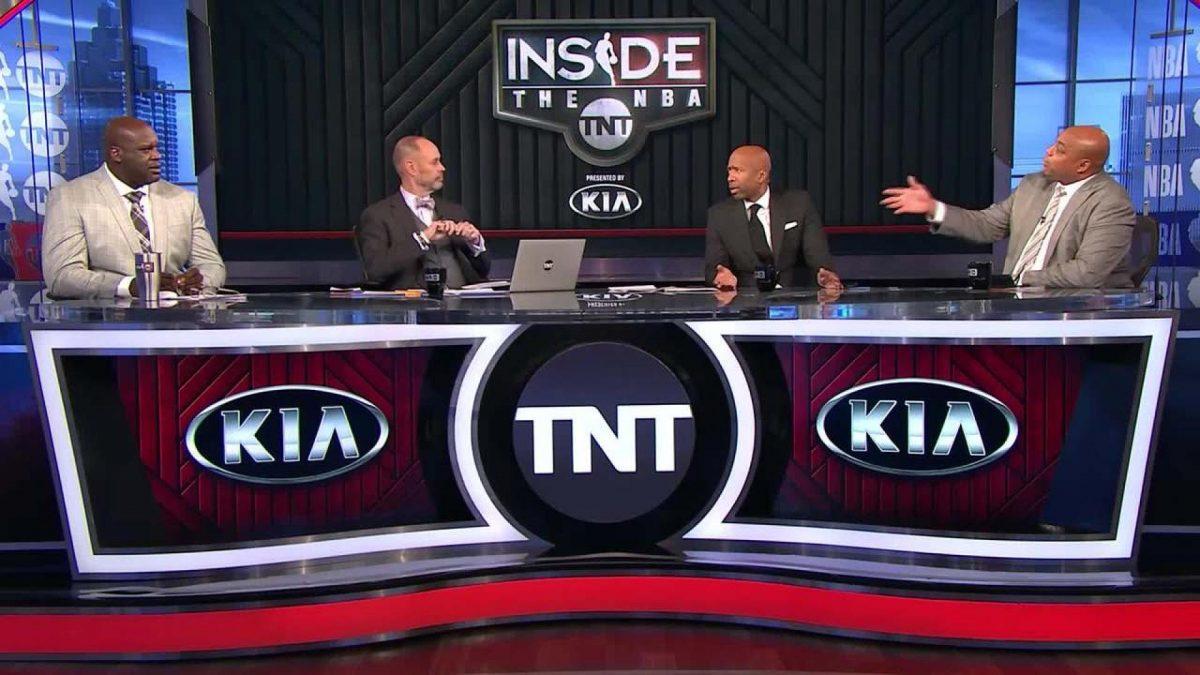La redazione di Inside The NBA