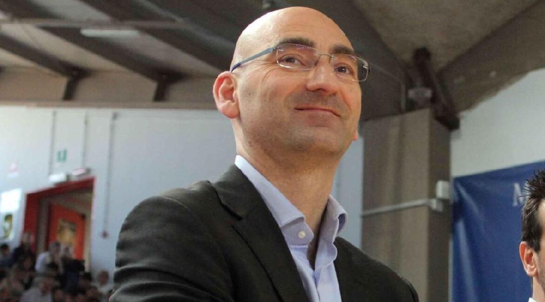 Flavio Portaluppi nuovo GM della Vanoli Cremona
