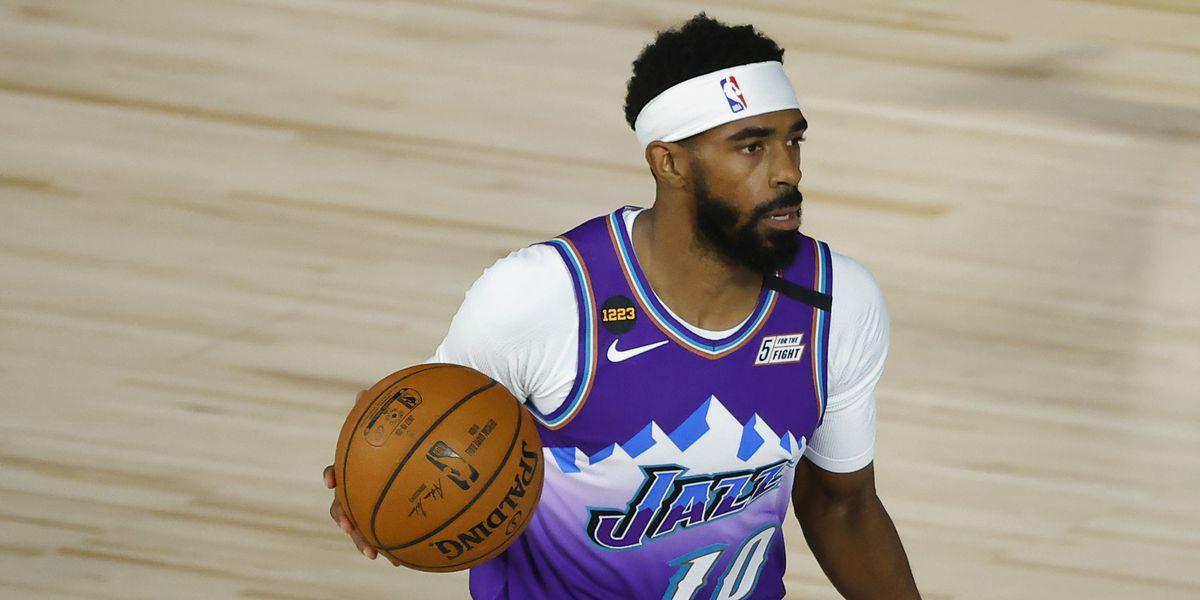 Conley Utah Jazz