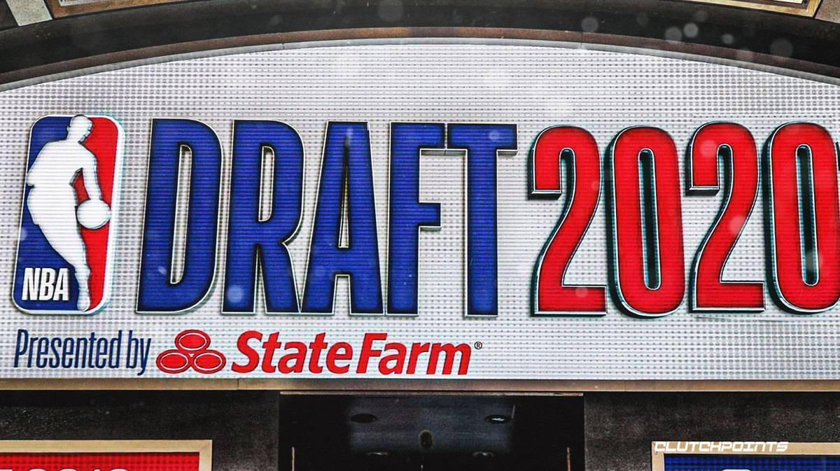 Il logo del Draft NBA