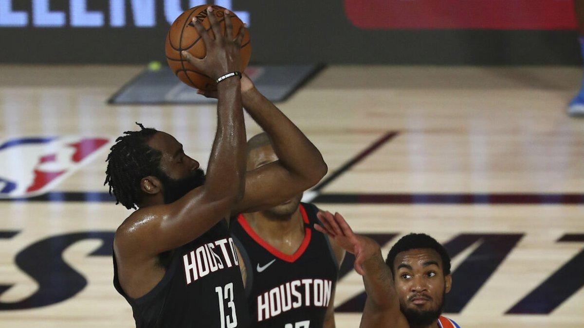 Record di tiri da tre tentati per i Rockets
