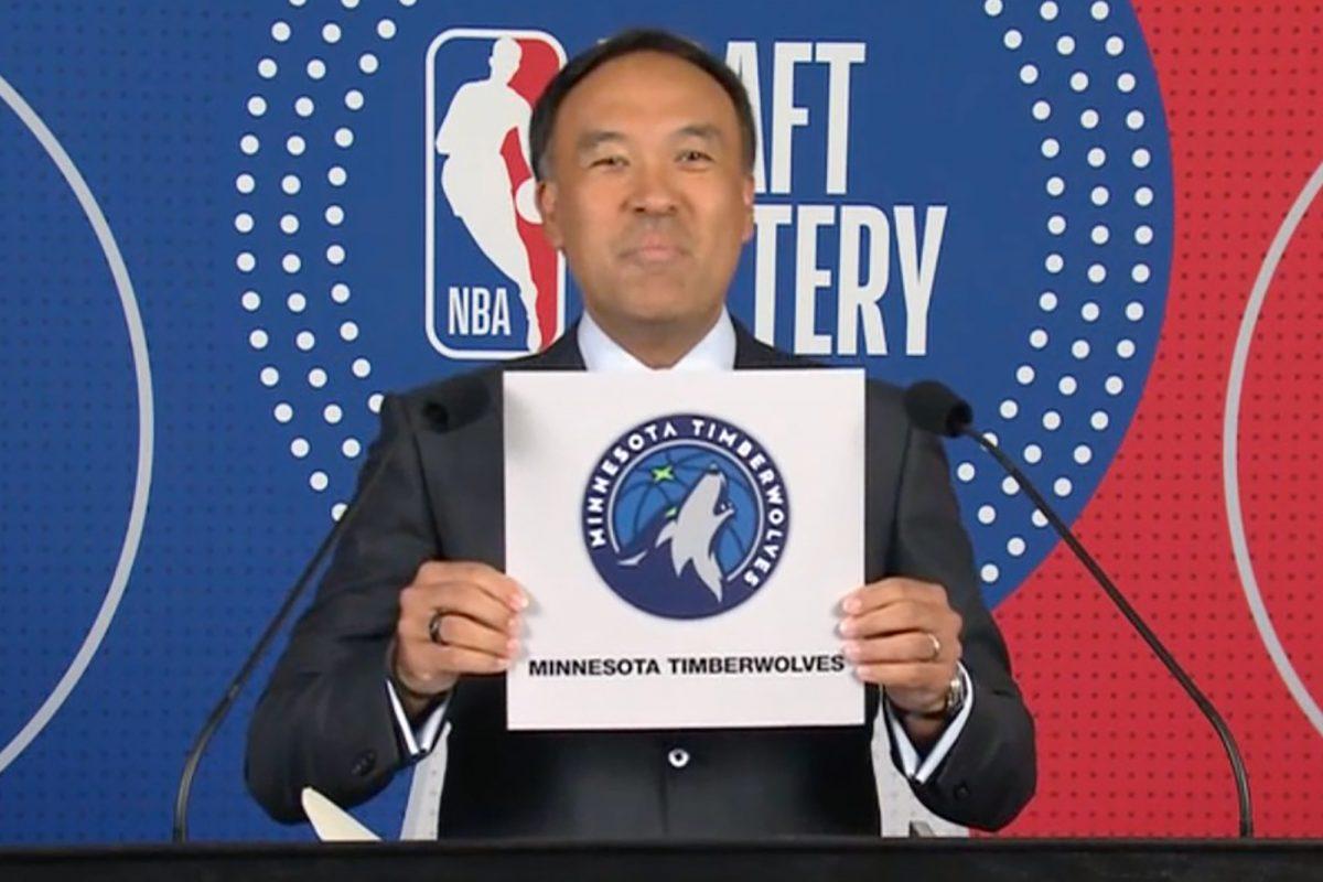 I Timberwolves vincono la prima scelta