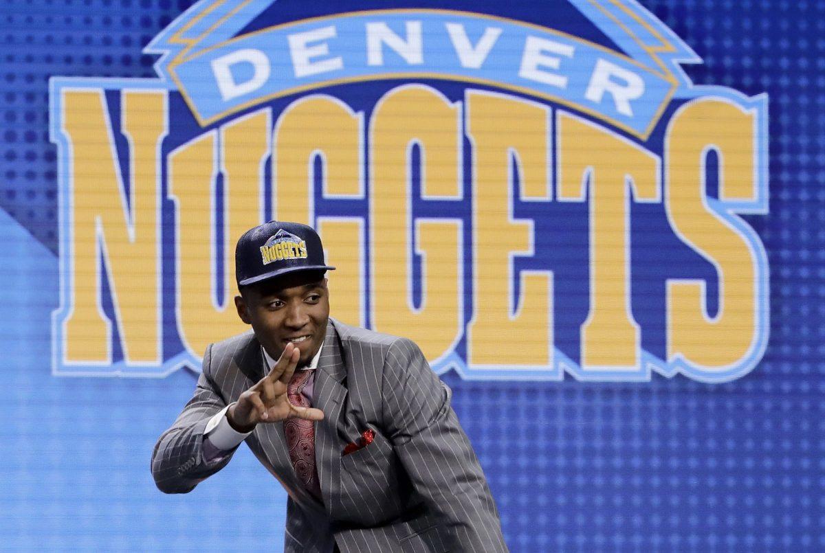 Mitchell al Draft NBA