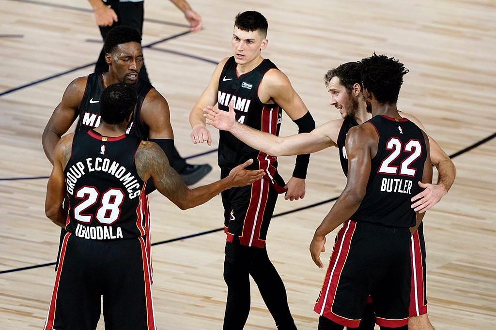 Miami Heat da record in gara -3
