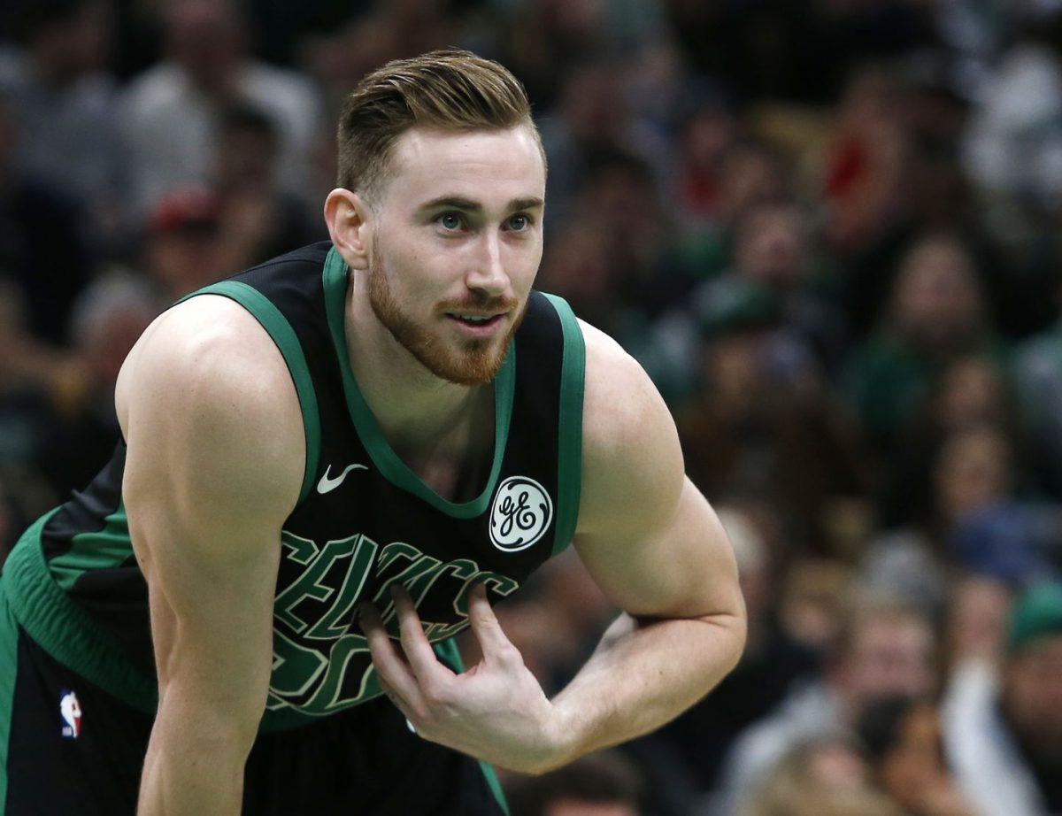 Gordon Hayward Ala dei Celtics