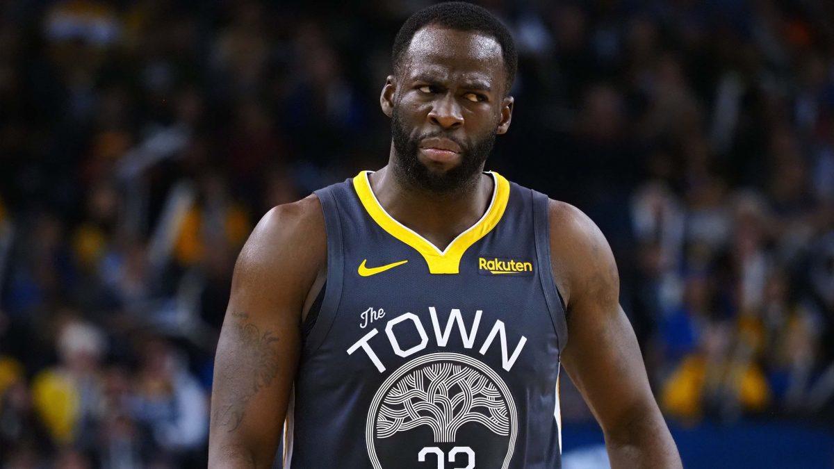 Draymond Green contro la sospensione della stagione NBA