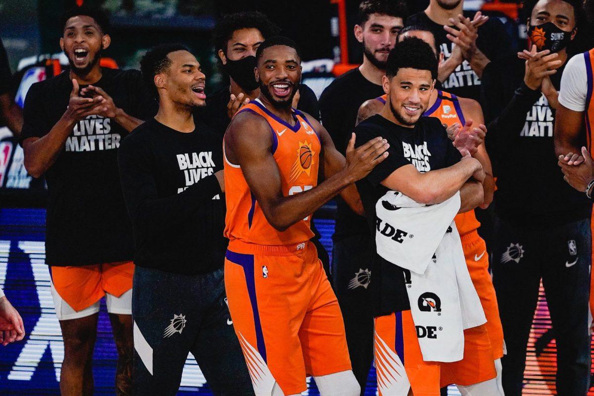Phoenix Suns, notti calde nella bolla di Orlando