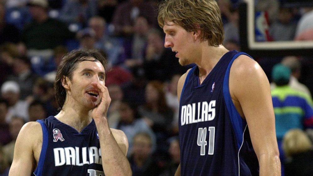 Nash chiama Nowitzki come assistente