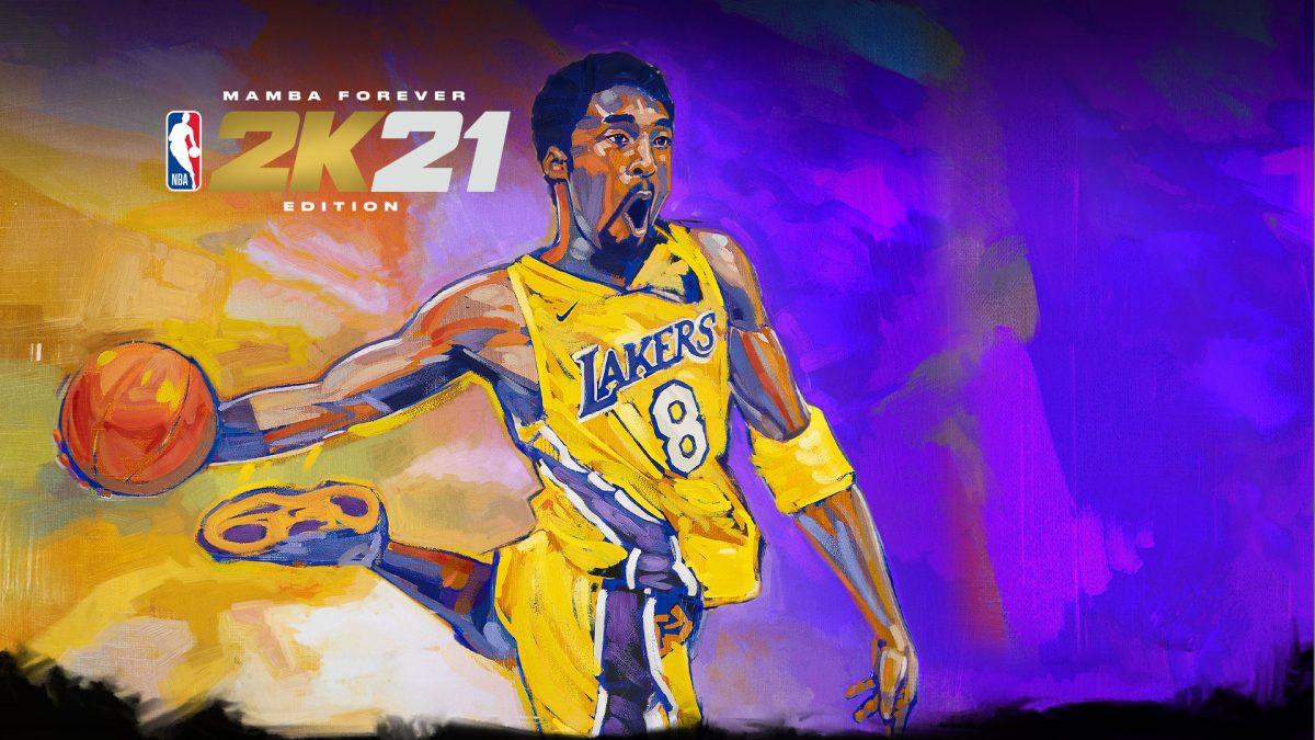 La Mamba Edition di NBA 2K21