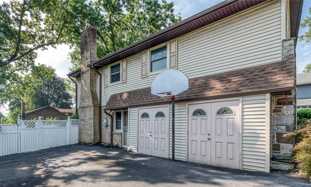 La casa di Kobe a Philadelphia