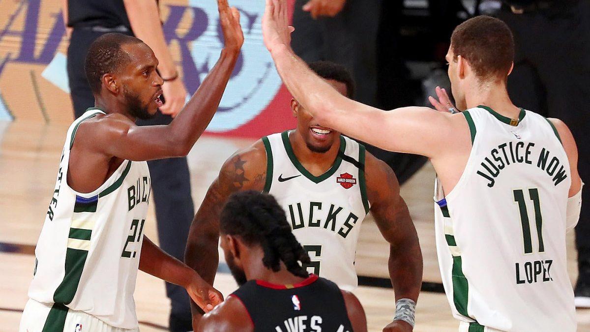 I Milwaukee Bucks allungano la serie con Miami