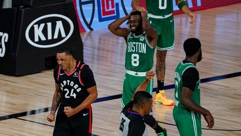 I Toronto Raptors forzano gara la serie a gara 7