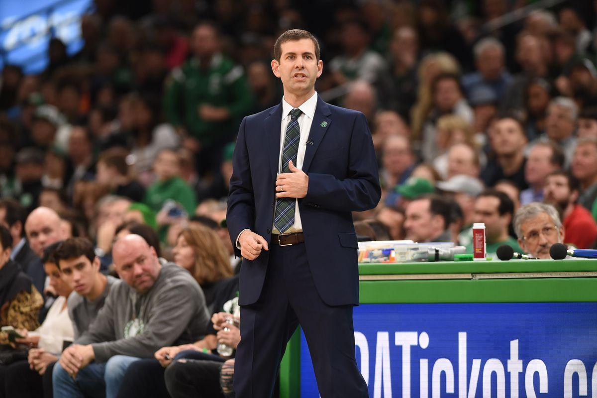 Stevens sulla panchina dei Celtics