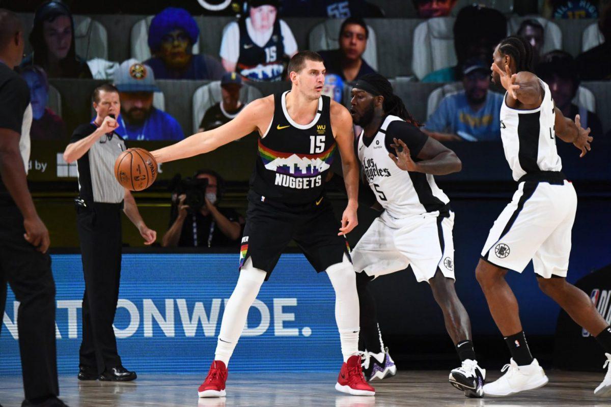 Nikola Jokic provoca i Los Angeles Clippers