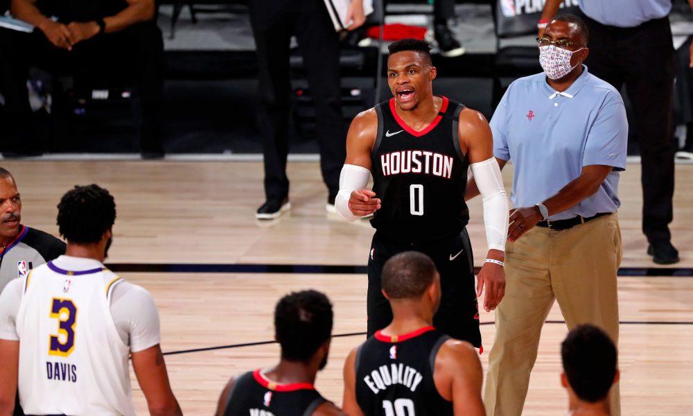 Russell Westbrook rivela la sua frustrazione per i playoff