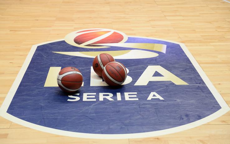 Logo Legabasket A