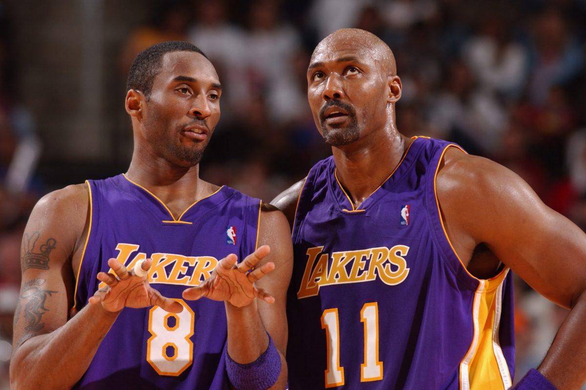 Bryant e Malone