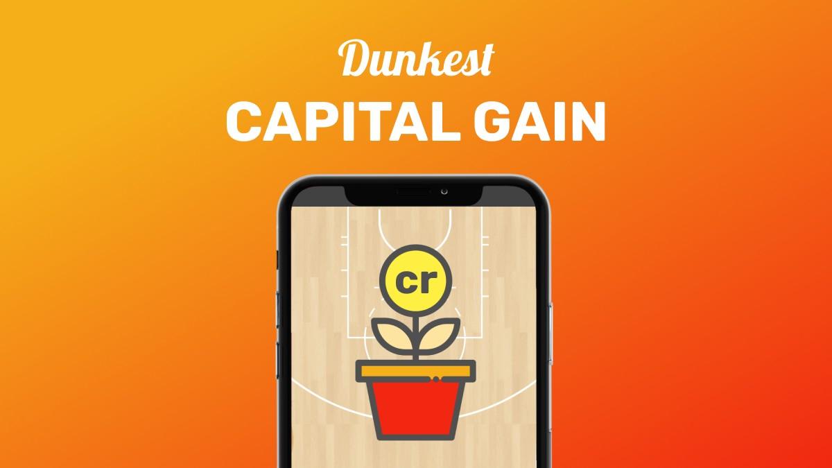 Capital Gain Dunkest