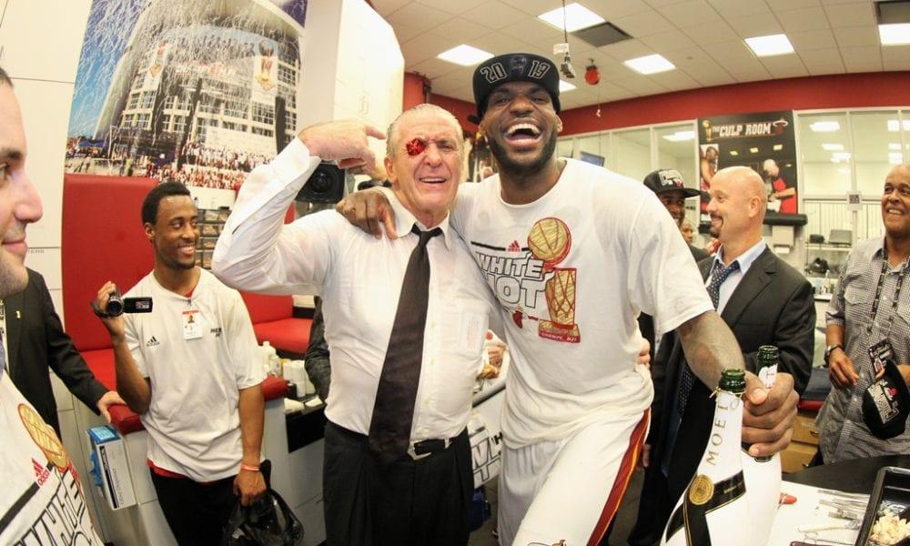 Wade sul possibile duello tra Lakers e Heat in Finale