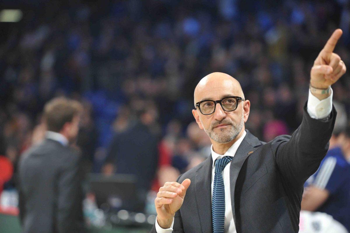 Frank Vitucci coach di Brindisi