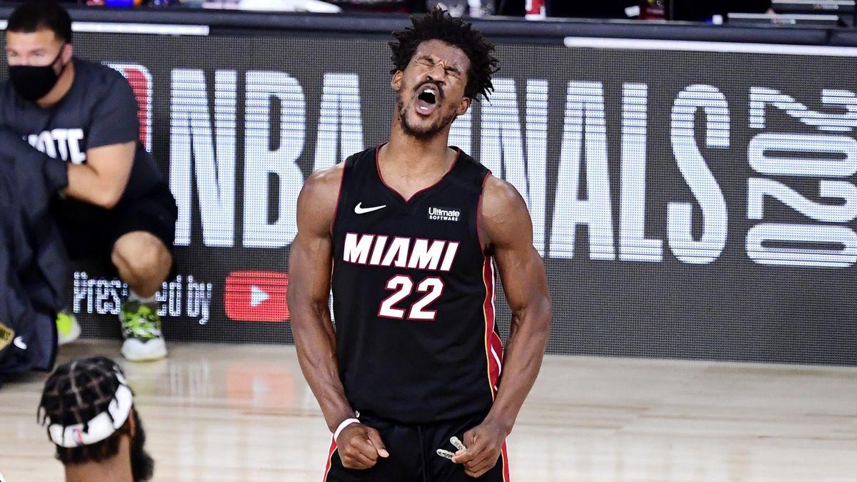 Jimmy Butler suona la carica per i Miami Heat