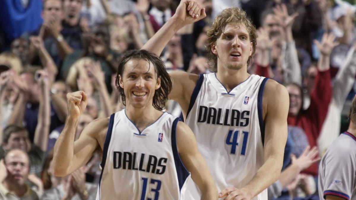 Nash e Nowitzki ai Mavericks