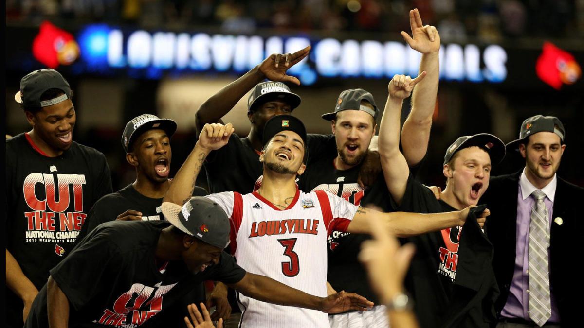 Louisville Cardinals NCAA Champion