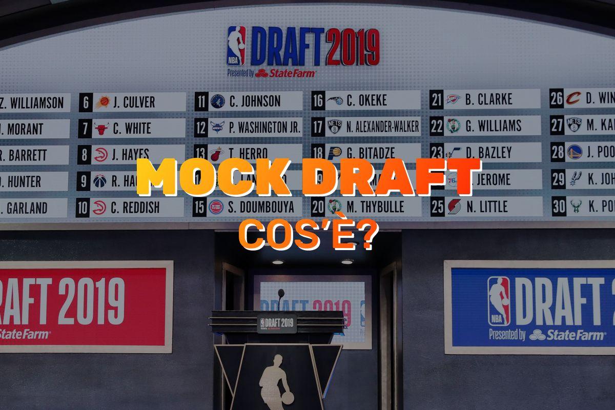 Il Mock Draft Nba