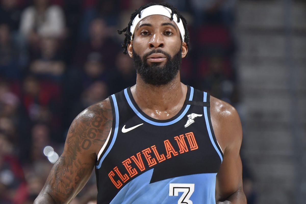 Drummond in maglia Cavaliers