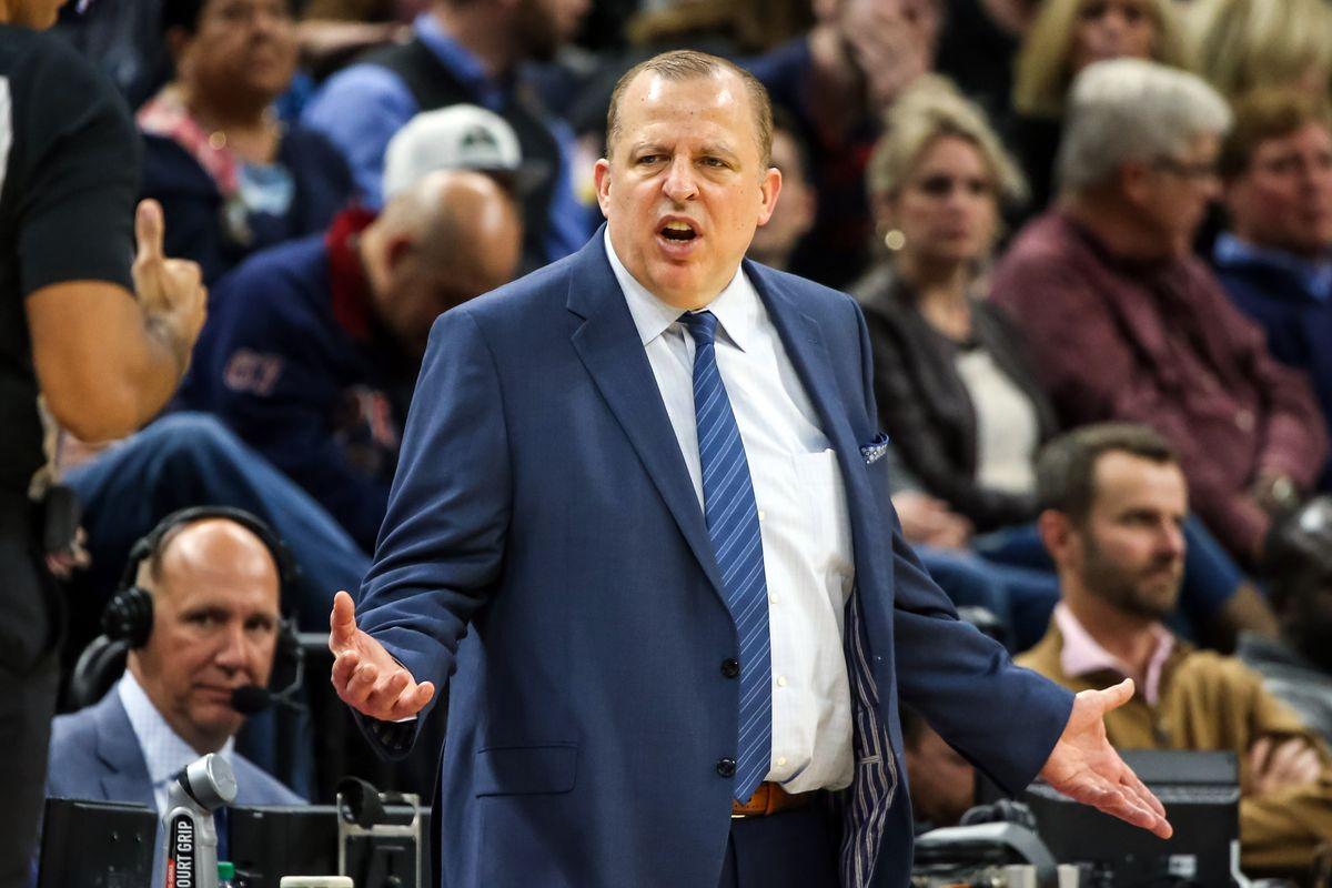 Thibodeau sulla panchina dei Knicks