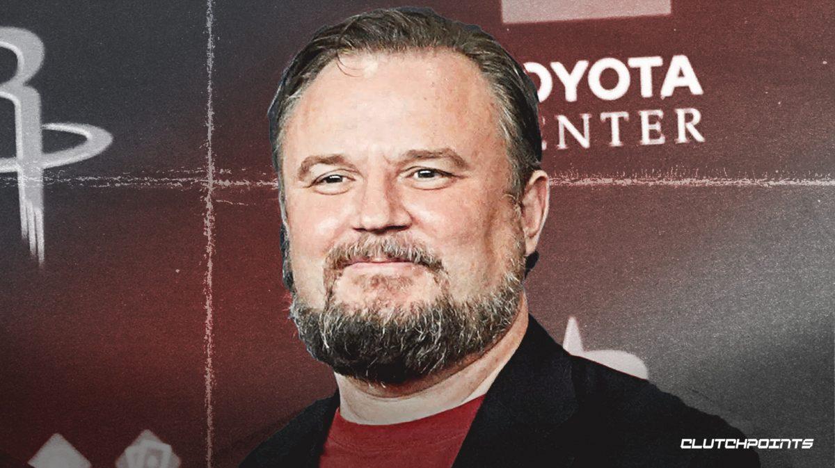 Daryl Morey, ex GM dei Rockets